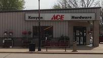 Store Front Kenyon Ace Hardware