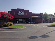Store Front Oakwood Ace Hardware
