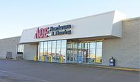 Store Front Ace Hardware & Flooring