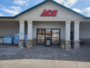 Store Front Holmen Ace Hardware and Rental