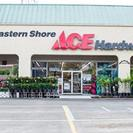 Store Front Eastern Shore Ace Hardware