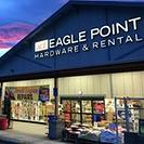Store Front Eagle Point Hardware