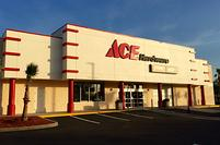 Store Front Ace Hardware Garden St.