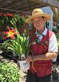 Horticulturist Bill Messina