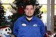 Assistant Manager Luis Guzman