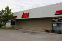Store Front Olson's Ace Park Ridge