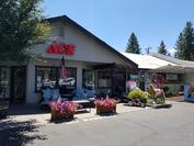 Store Front Lake Almanor Ace Hardware