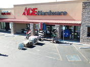 Store Front ACE HARDWARE STORES INC