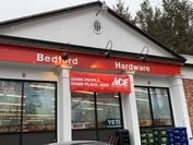 Store Front Bedford Ace Hardware