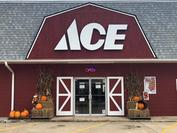 Store Front American ACE Hardware Fall