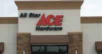 Store Front All Star ACE Hardware