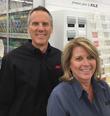 Owner Dave and Cheryl Karsten