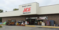 Store Front Great Lakes Ace